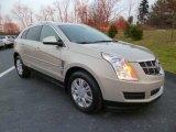 2011 Gold Mist Metallic Cadillac SRX 4 V6 AWD #88532254