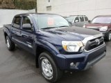 2012 Nautical Blue Metallic Toyota Tacoma V6 TRD Double Cab 4x4 #88532252