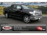 2014 Attitude Black Metallic Toyota Tundra 1794 Edition Crewmax 4x4 #88531612
