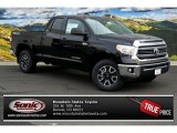 2014 Black Toyota Tundra SR5 Double Cab 4x4 #88531611