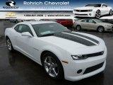 2014 Summit White Chevrolet Camaro LT Coupe #88532240
