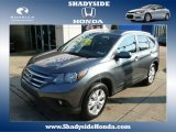2014 Polished Metal Metallic Honda CR-V EX-L AWD #88531761