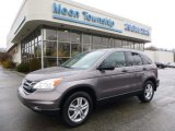 2011 Urban Titanium Metallic Honda CR-V EX 4WD #88531936