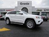 2014 Bright White Jeep Grand Cherokee Laredo #88577099