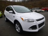 2014 Oxford White Ford Escape SE 1.6L EcoBoost 4WD #88576922