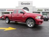 2014 Deep Cherry Red Crystal Pearl Ram 1500 Express Quad Cab #88577098