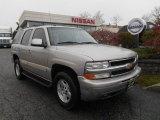 2005 Sandstone Metallic Chevrolet Tahoe LS 4x4 #88576819