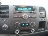 2008 Chevrolet Silverado 1500 LT Extended Cab 4x4 Controls