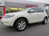 2009 Glacier Pearl Nissan Murano SL #88577169