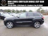 2014 Brilliant Black Crystal Pearl Jeep Grand Cherokee Limited 4x4 #88576894