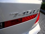 BMW 7 Series 2003 Badges and Logos