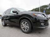 2014 Nissan Rogue SL Data, Info and Specs