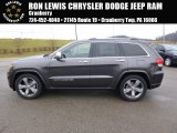 2014 Granite Crystal Metallic Jeep Grand Cherokee Overland 4x4 #88576881