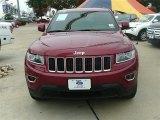 2014 Deep Cherry Red Crystal Pearl Jeep Grand Cherokee Laredo #88576798