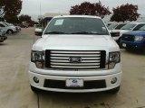 2011 White Platinum Metallic Tri-Coat Ford F150 Limited SuperCrew 4x4 #88576791