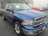 2009 Deep Water Blue Pearl Dodge Ram 1500 Lone Star Edition Crew Cab #88576787