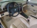 1997 BMW 7 Series Interiors