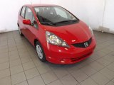 2013 Milano Red Honda Fit  #88576688