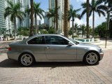 2005 Silver Grey Metallic BMW 3 Series 330i Coupe #88577082