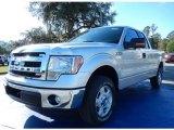 2014 Ingot Silver Ford F150 XLT SuperCab #88576859
