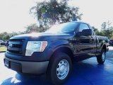 2014 Tuxedo Black Ford F150 XL Regular Cab #88576854