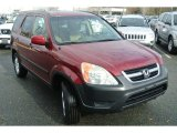 2004 Honda CR-V Chianti Red Pearl