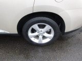 2013 Lexus RX 350 AWD Wheel