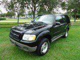 2001 Black Ford Explorer Sport #88577075