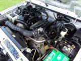 2005 Ford Ranger Engines