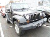 2010 Black Jeep Wrangler Sport Islander Edition 4x4 #88577277