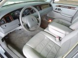 2000 Lincoln Town Car Interiors