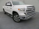 2014 Super White Toyota Tundra 1794 Edition Crewmax 4x4 #88577107