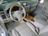 2006 Infiniti QX Interiors