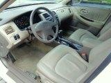 2000 Honda Accord Interiors