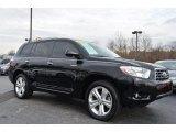 2010 Black Toyota Highlander Limited #88576951