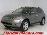 2005 Platinum Metallic Nissan Murano SL #863079
