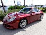 2000 Porsche 911 Arena Red Metallic
