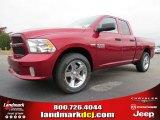 2014 Deep Cherry Red Crystal Pearl Ram 1500 Express Quad Cab #88636748