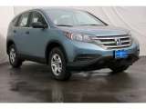 2014 Mountain Air Metallic Honda CR-V LX #88636793
