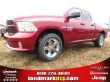 2014 Deep Cherry Red Crystal Pearl Ram 1500 Express Quad Cab #88636739