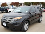 2014 Tuxedo Black Ford Explorer FWD #88636649