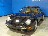 1995 Black Porsche 911 Carrera Cabriolet #88636607