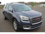 2013 Atlantis Blue Metallic GMC Acadia SLT #88636922
