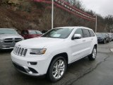 2014 Bright White Jeep Grand Cherokee Summit 4x4 #88658425