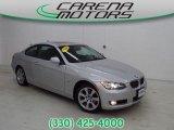 2010 Titanium Silver Metallic BMW 3 Series 328i xDrive Coupe #88658467