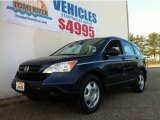 2009 Royal Blue Pearl Honda CR-V LX 4WD #88658464