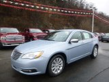 2014 Crystal Blue Pearl Chrysler 200 Limited Sedan #88658421