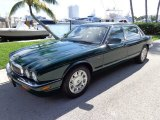 1998 British Racing Green Jaguar XJ XJ8 L #88658419
