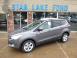 2014 Sterling Gray Ford Escape SE 1.6L EcoBoost 4WD #88667127