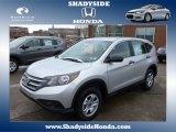2014 Alabaster Silver Metallic Honda CR-V LX AWD #88666946